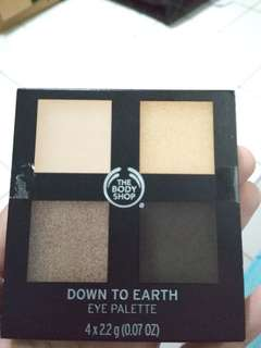 Like new Eyeshadow The Body Shop