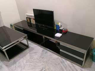 TV Cabinet With Coffee Table