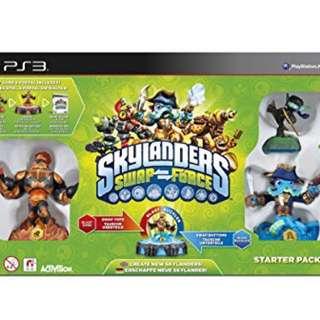 Skylander starter packs