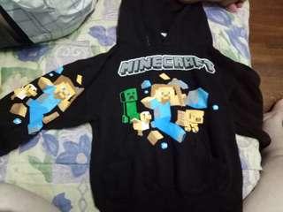 Boys Minecraft hoodie