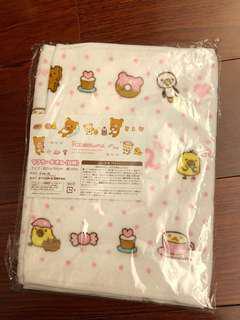 日本 正版 拉拉熊 毛巾