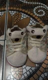 Sepatu 0-6 bln