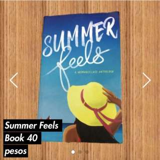 Summer Feels Book