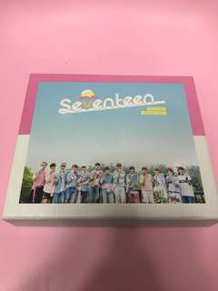 Seventeen Love & Letter Repackage Album