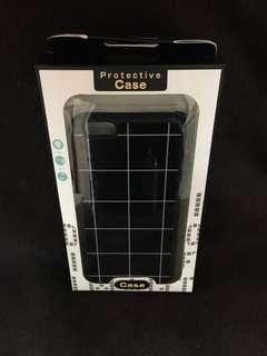 黑色格仔手機殼iPhone 6s