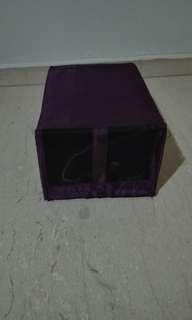 Ikea SKUBB shoe storage box