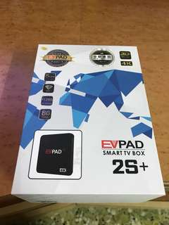 EVPAD SMART TV BOX