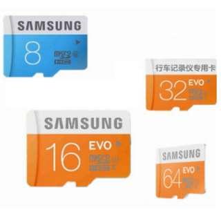 High Speed Micro SD cards 16gb 32gb 8gb