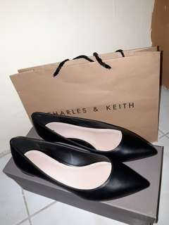 Heels/Covered/Pump 3cm