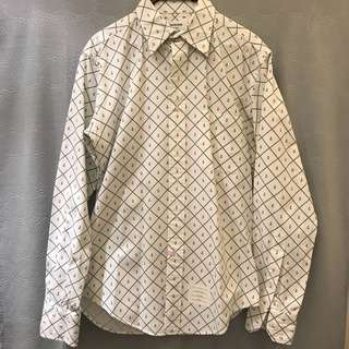 SALE 🔥Thom Browne button down shirt