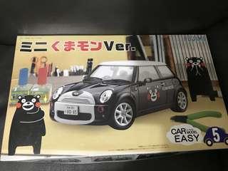 熊本熊模型車