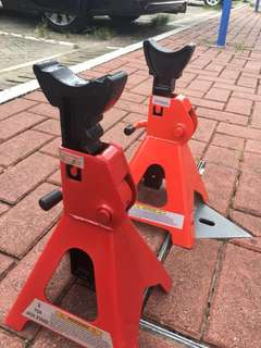 3tons 凳仔一對 jack stand