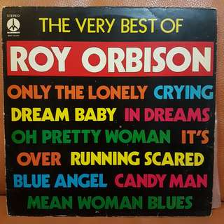 The Very Best Of Roy Orbison  Vinyl Record