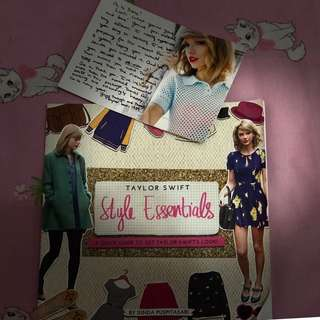 TAYLOR SWIFT STYLE ESSENTIAL+ BONUS LETTER FROM TAYLOR 1989