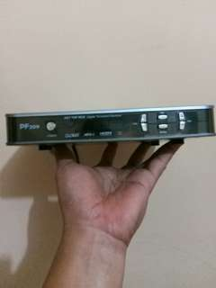 Receiver tv pf209 dvbt2