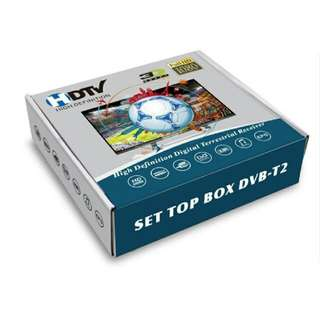 BN Digital TV box set top box Mediacorp