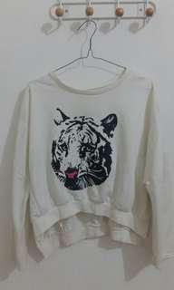 Barter Sweater tiger