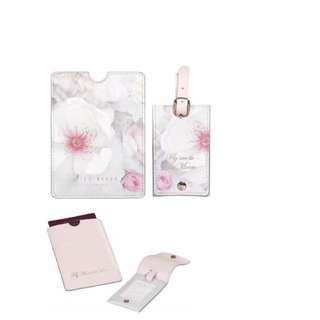 Ted Baker 行李牌Passport套套裝 (TED953)