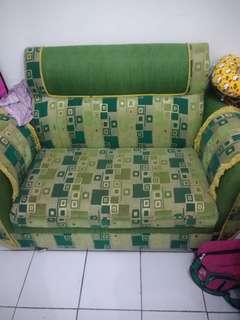 Sofa ruang tamu minimalis +bonus meja kaca