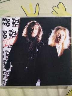 Rock CD - Rare Japan Press Cheap Trick Lap Of Luxury, The Flame