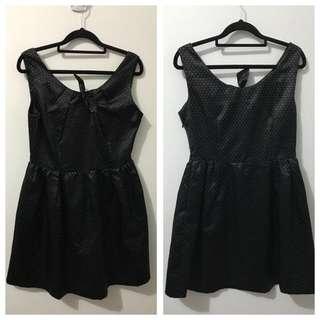 Revival Black Dress Size 10