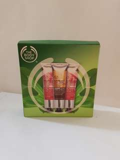 Body Shop Hand Cream Gift Set
