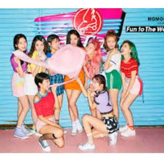 [PO]MOMOLAND - 4th Mini [FUN TO THE WORLD] + Poster