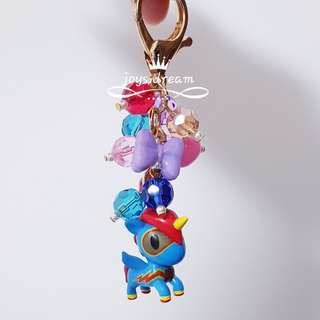 [Available] Tokidoki Scooter Fob Charm