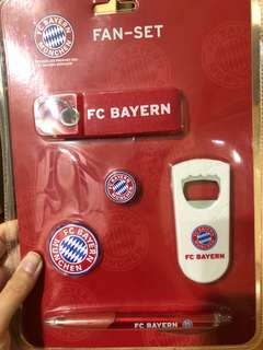 Bayern Munich Fan Set