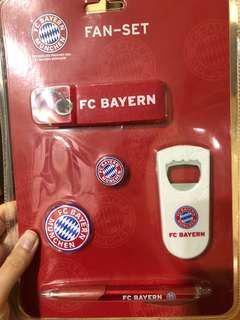 Bayern Munich Fan Set
