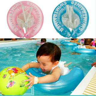 Baby Infant Underarm Trainer Float Swim Ring