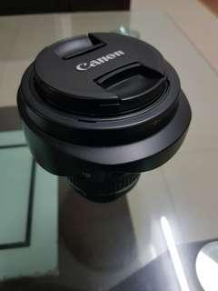 Lens Canon EF17-40mm untuk dijual