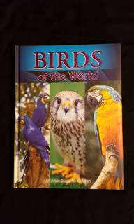 Birds of the World : An Avian Guide for Children
