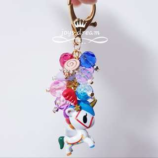 [Available] Tokidoki Can Can Fob Charm