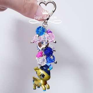 [Available] Tokidoki Cleo Fob Charm