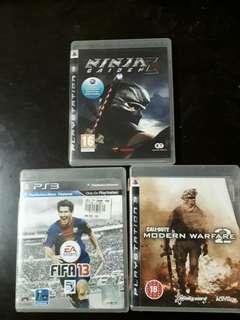PS3 GAMES MURAH