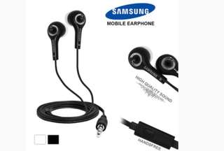 Earphone / headset samsung ORI