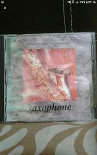 Cd  Christian music  Soundtrack for christian living  Saxophone  Pickup buangkok hougang mrt  Or add $1 postage