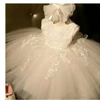 KIDS BRIDEMAID DRESS
