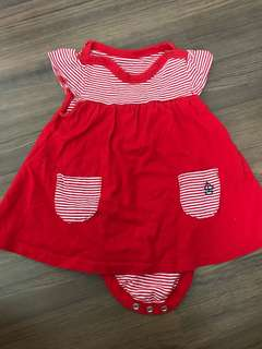 Mothercare babygirl dress