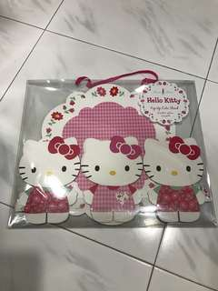 Hello Kitty Pop Up Cake Stand
