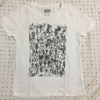 FOREVER 21 Where's Waldo Shirt