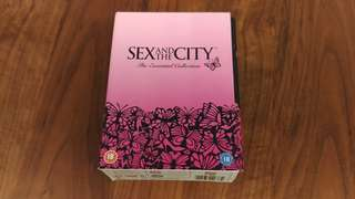 Sex and the city : the essential collection
