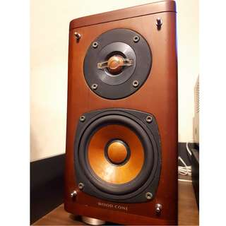 JVC Sake soaked speakers SP-EXA5