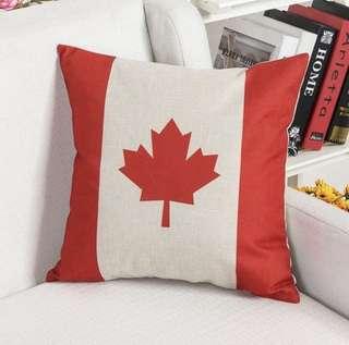 Sarung Bantal Flag Series CANADA