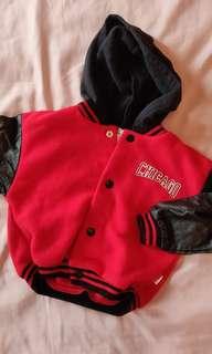 Kids Vintage Chicago Varsity Jacket