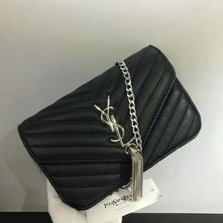 Yves Saint Laurent Sling Bag with SHW