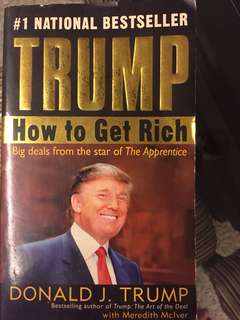 How to get rich - Trump