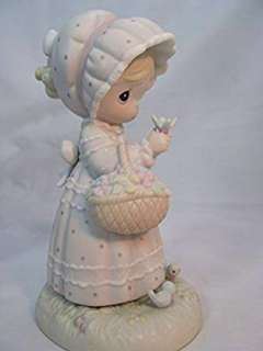 The Lord Will Provide Precious Moment Figurine