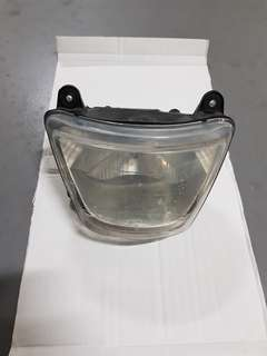 Kr headlight